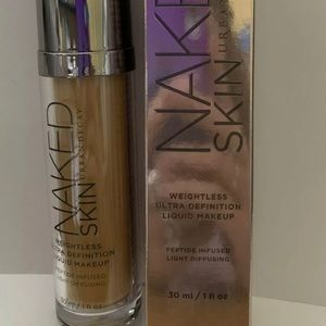 Urban Decay Makeup - Urban decay naked foundation and 3.5